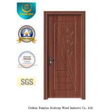 Simple Style MDF Door with Water Tight for Interior (xcl-827)