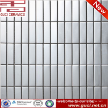 hight quality product rectangle stainless steel mosaic tile