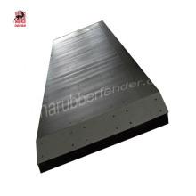 Panel de defensa de goma marina negra de alta calidad de venta CALIENTE