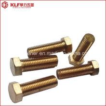 Parafuso de bronze DIN933