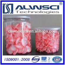 Filtro de seringa de 30mm Material de nylon 0.22um