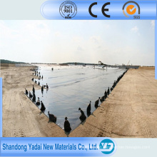 HDPE/LDPE Geomembrane for Artificial Lake