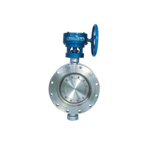 Flange Type Hard Sealing Butterfly Valve