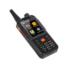 New Product 2.4 inch Smartphone F25 Quad Core 4G Lte Android PTT Zello Walkie Talkie