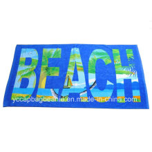 100% Baumwolle Reactive Printed High Quality Strandtuch