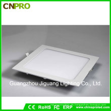 Quadratisches 18W super dünnes LED-Instrumententafel-Licht für Handelshaus