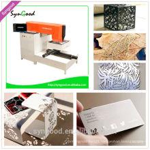 Desktop Laser Cutting Thin Metal 0.1-4mm YAG Syngood SG5050 Individual Solution