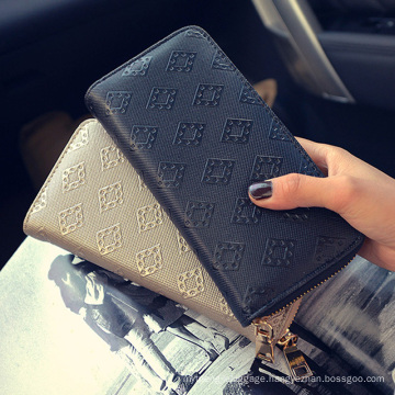2016 Hot Selling Classical Fashion Design Wallet For Women