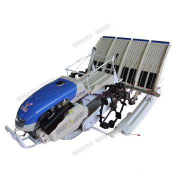 4 Row Rice Transplanter Ris Planting Machine
