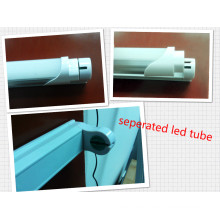 payment asia alibaba china 2835smd led tube integrated T8 9w 600mm 2 year warranty CE RoHs