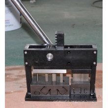 25mm Venetian Blinds Headrail Punching and Cutting Machines