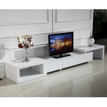 Flat TV Stand mit Regalschrank