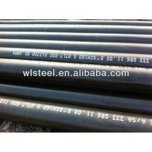 Tubo caliente sin costura ASTM A179 bajo en carbono