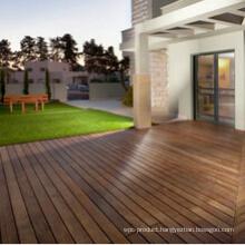Solid Wood Cumaru Outdoor Flooring