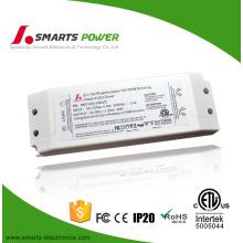 100-130в переменного тока постоянный напряжение 24V 30W светодиодные драйверы 0-10В режим диммирования
