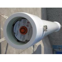 40 '' Filterpatronengehäuse mit hohem Durchfluss 300 Psi