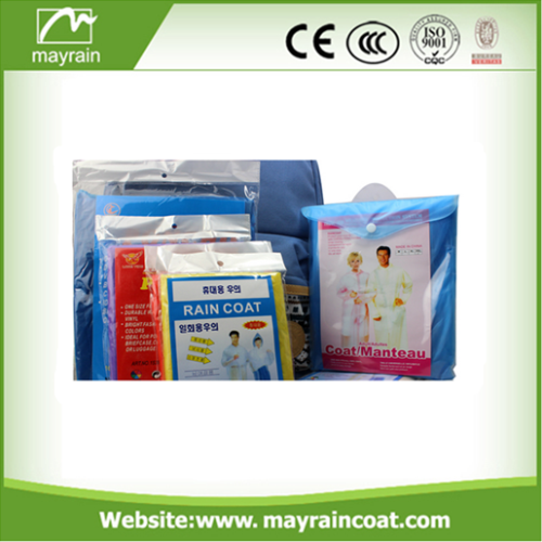 Sleeve Disposable Raincoat