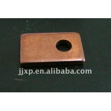 Connecteur de feuille métallique personnalisé