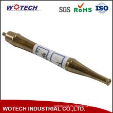 Высокое качество изготовленный на заказ латуни точности подвергая механической обработке часть