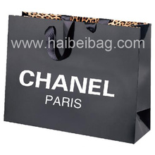 Sac en papier de luxe / sac de transport