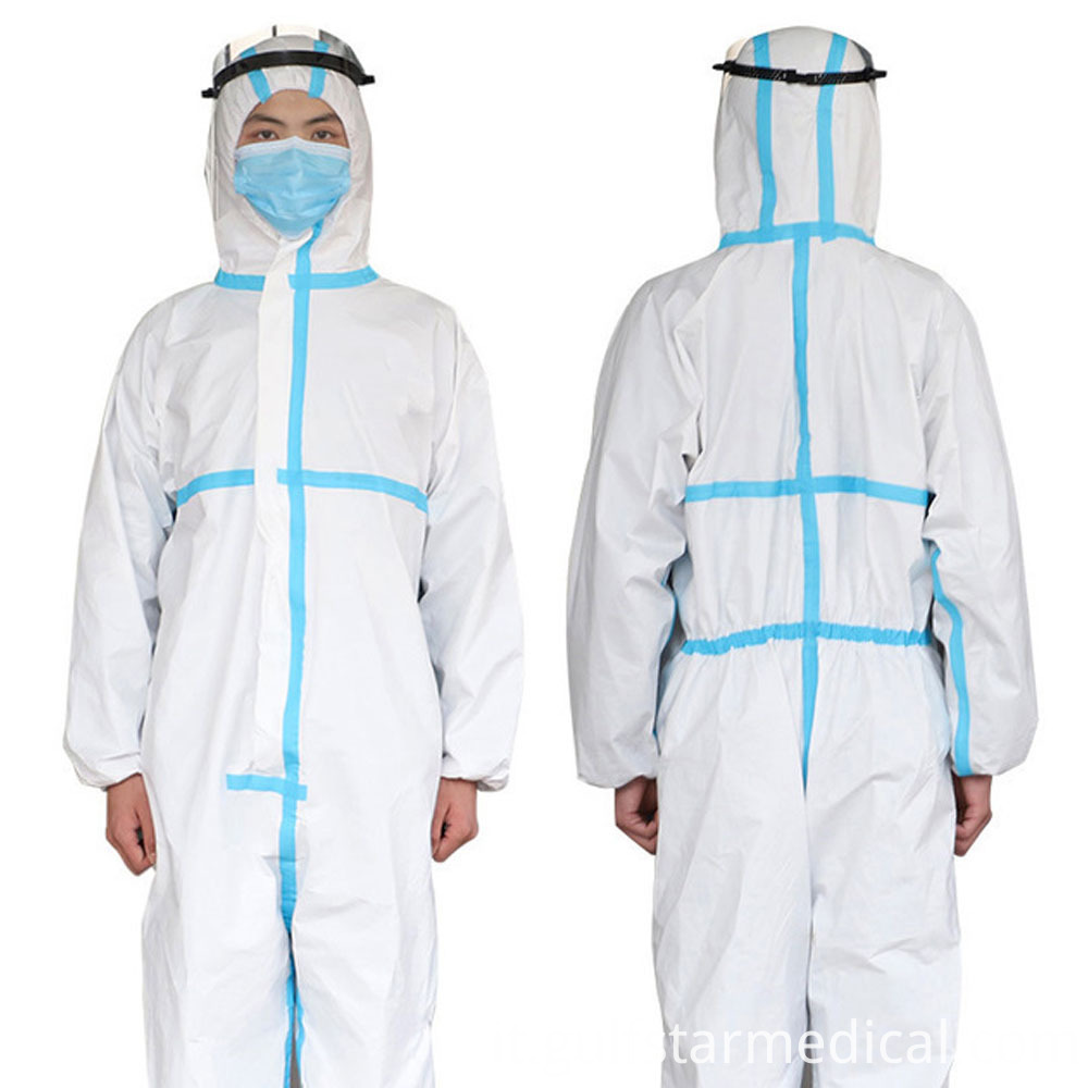 Hot selling medical protective suit