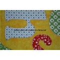 Tissu d'impression balayé par polyester de 100% pour des draps / sofa