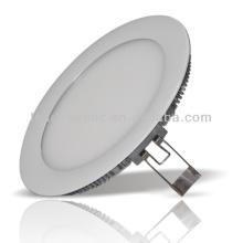 Китай производитель Новые прибытия круглый белый алюминиевый корпус высотой яркий алюминиевый корпус круглый SMD светодиодные панели свет