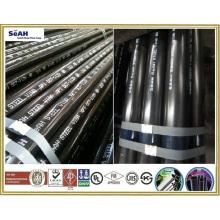 """3-1 / 2 """"tubería acanalada del sistema de la lucha contra el fuego a BS EN 10255, ASTM A53, A135, A795 - Tubo de acero de SeAH"""