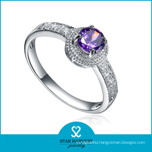 Gemstone 925 Silver Jewelry Ring with 2 Days Delivery (R-0579)