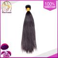 Golden perfektes menschliches Haar Weben, 7a Klasse reines Haar Großhandel Lieferant