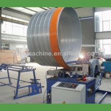 Machine equipment for ventilation tube