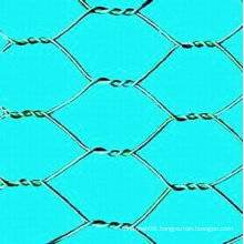 China Factory sells hot dipped /PVC coated galvanized hexagonal wire mesh(manufacturer)