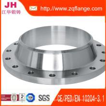 Flange de aço inoxidável do ASTM A182 ANSI b 16.5 304L 316L carcaça