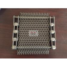 Stainless Steel Balanced Mesh Belt for Heat Treatment Equipment