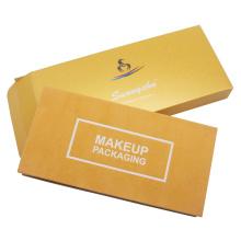 Caja de paleta de sombra de ojos de embalaje de caja cosmética