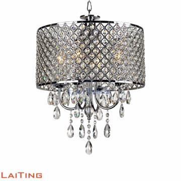 Lampe à Suspension Cristal Design Contemporaine Lustre Luminaire 71143