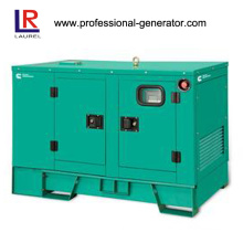 25kVA Silent Diesel Generator with Cummins Engine