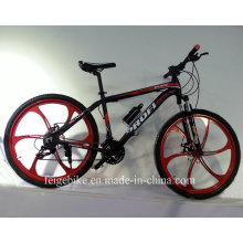 2015 Hot vente alliage cadre Mag Wheel Mountain Bicycle (FP-MTB-A074)