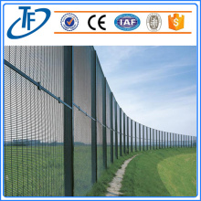 TUOFANG 358 high security anti climb panel fencing