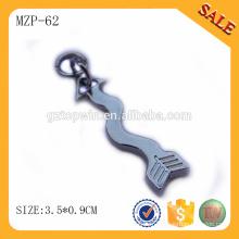 MZP62 Chine fabricant OEM haute qualité doublure en métal argenté personnalisé sans rouille