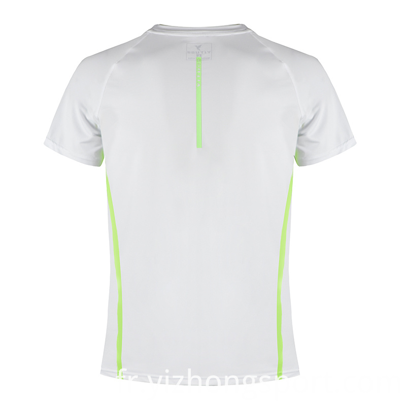 Polyester Fitness T Shirt