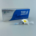 TOP-Q Pure Natural Hyaluronic Acid Syringe 1ml Ultra Deep Injectable Dermal Filler for Butt