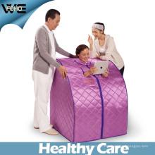 Calentador de sauna eléctrico infrarrojo lejano portable al aire libre plegable mejor
