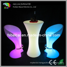 LED Table with 16 Colors (BCR-872T)