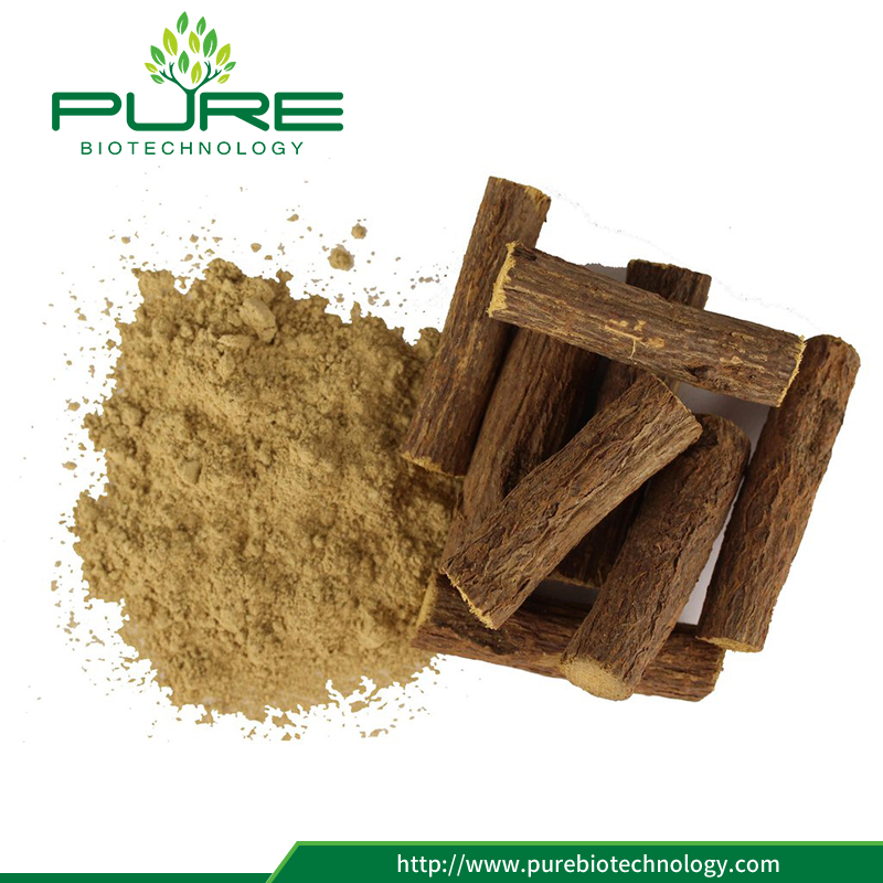 Medicine Grade Licorice Root Extract Powder 1