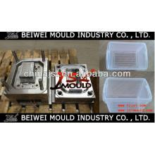 Molde / molde de caixa de embalagem de plástico