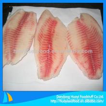 Filet de poisson congelé Filet de tilapia à 3-5 oz