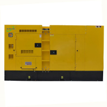 550kw Container Type Water Cooled Diesel Generator coupling with SDEC Engine SC27G900D2 Price