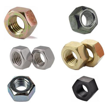 All Kinds Of High Quality Hex Nut,Hex Nut Factory