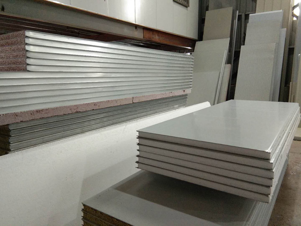 Structural Top Quality Sandwich Panels